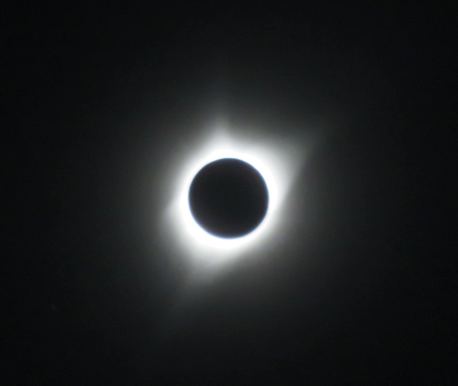 Eclipsing Wyoming
