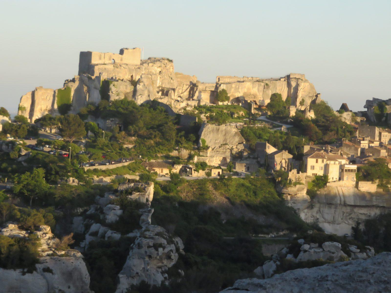 Les Baux-de-Provence, St. Remy & Glanum