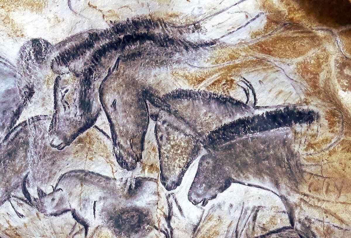 Prehistoric Cave Art & Roman Engineers